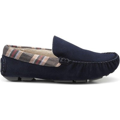 Recline Slippers - Navy - Standard Fit - 6