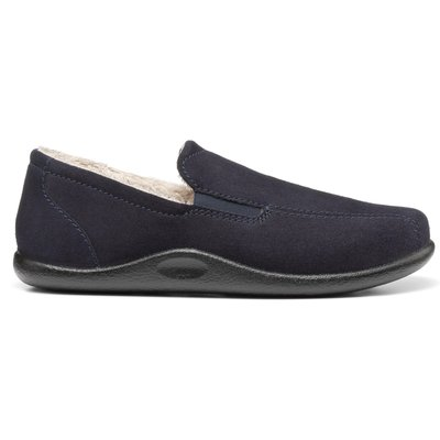Relax Slippers - Black - Standard Fit