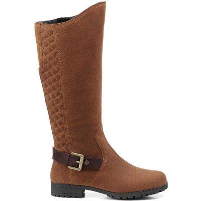 Sandringham Boots - Black - Wide Fit