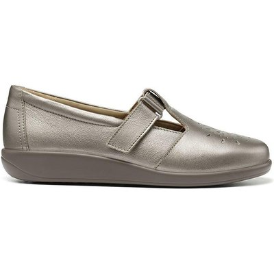 Sunset Shoes - Dark Pewter - Wide Fit