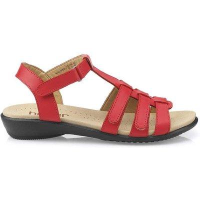 Sol Sandals - Blood Orange - Standard Fit