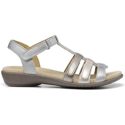 Sol Sandals - Platinum Multi - Wide Fit