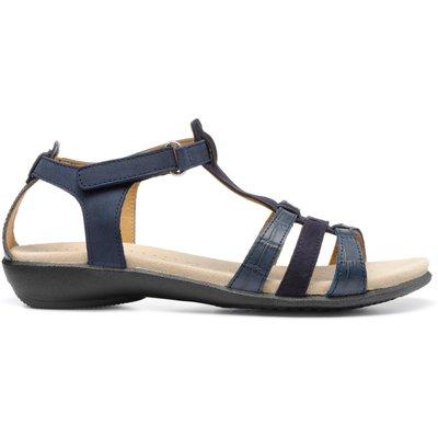 Sol II Sandals - Indigo Multi - Wide Fit