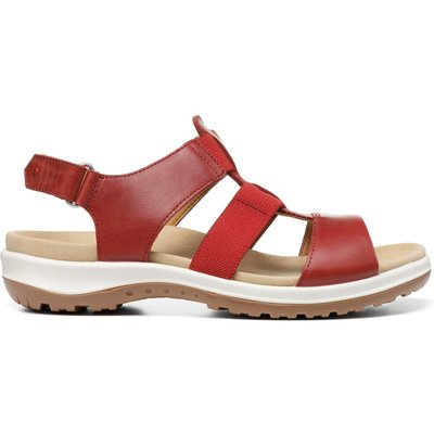 Stride Sandals - Black - Wide Fit