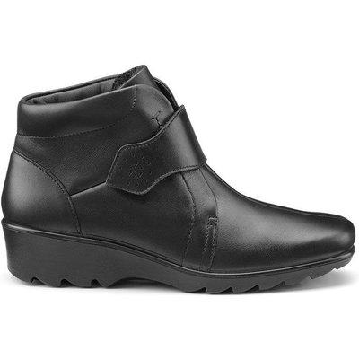 Tamara Boots - Black - Wide Fit
