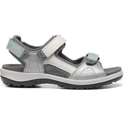 Travel Sandals - Platinum Multi - Wide Fit