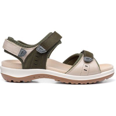 Walk II Sandals - Indigo - Extra Wide Fit