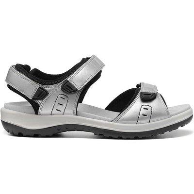 Walk Sandals - Platinum - Wide Fit