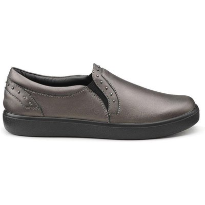 Wave Shoes - Dark Pewter - Wide Fit