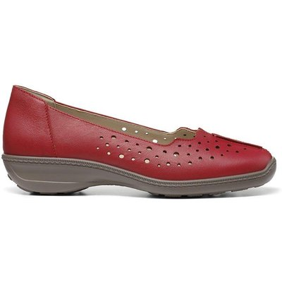 Zoe Shoes - Tango Red - Standard Fit