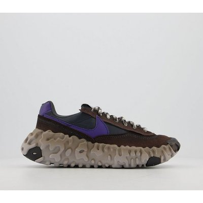 Nike Overbreak BAROQUE BROWN NEW ORCHID BLACK,Brown