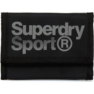 SUPERDRY Superdry Kleine Sport Stadium Brieftasche mit Logo