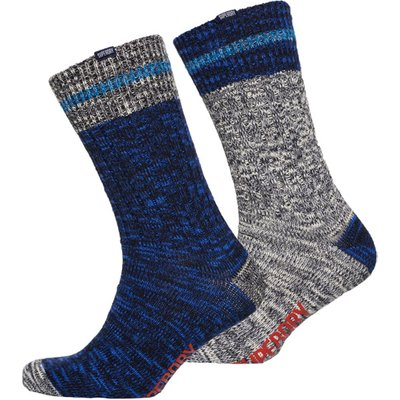 5054576897767 | Superdry Big Mountaineer Socks Double Pack