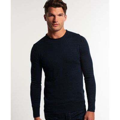 SUPERDRY Superdry High Neck Crew Pulli