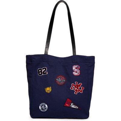 SUPERDRY Superdry Kinlie Einkaufstasche mit Aufnähern