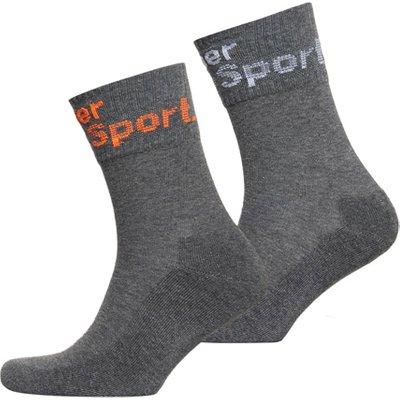 SUPERDRY Superdry Halblange Dry Socken im 2er-Pack