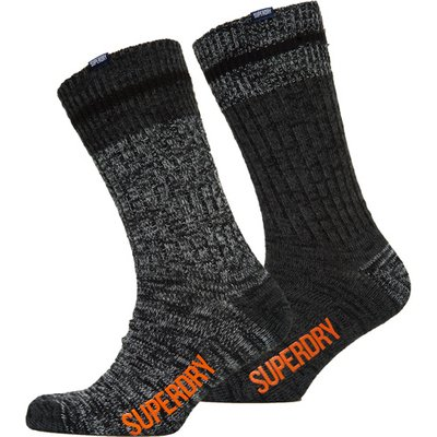 5054576915683 | Superdry Big Mountaineer Socks Double Pack