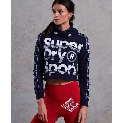 SUPERDRY Superdry Kurzes Sports 021 Hoodie