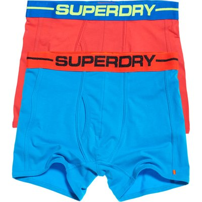 Superdry Sport Boxers Double Pack - 5057101461600
