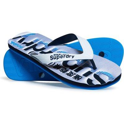 SUPERDRY Superdry Dreifarbige Flipflops