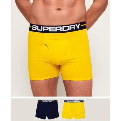 Superdry Sport Boxers Double Pack 5054576600626
