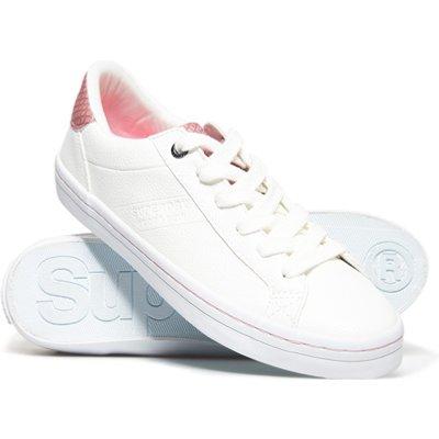 SUPERDRY Superdry Niedrige, elegante Skater Sneaker