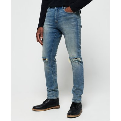 Jeans Sale - Superdry Schmal geschnittene Tyler Comfort Jeans