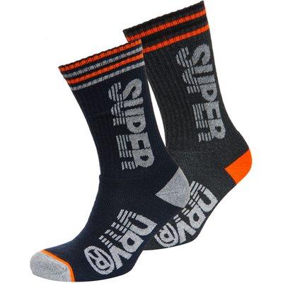 SUPERDRY Superdry Sprint Socken im 2er-Pack