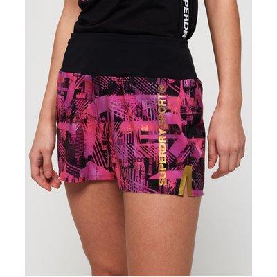 SUPERDRY Superdry Locker geschnittene Active Shorts