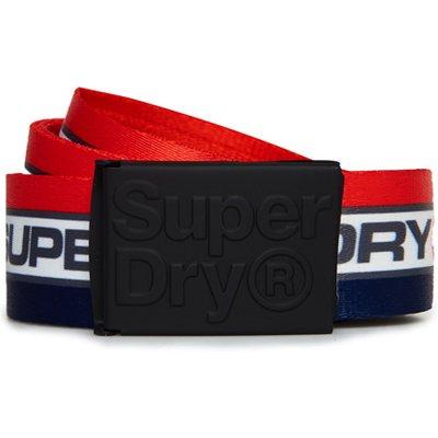 SUPERDRY Superdry Trophy Gürtel