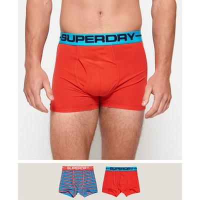 SUPERDRY Superdry Sport Boxershorts im 2er-Pack