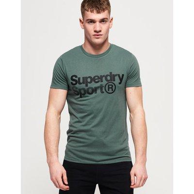 SUPERDRY Superdry Core Sport T-Shirt mit Grafik