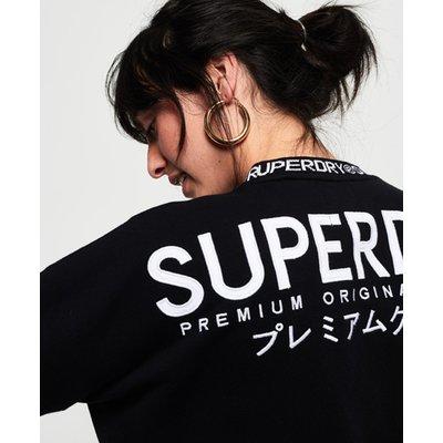 SUPERDRY Superdry Kura Sweatshirt mit Rundhalsausschnitt