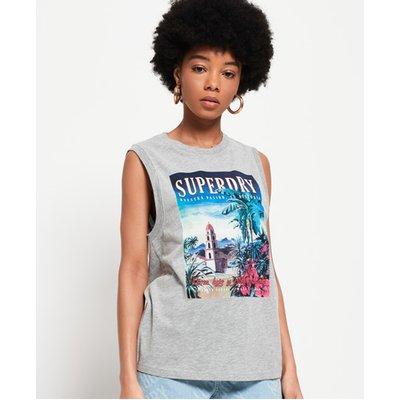 SUPERDRY Superdry Sun Island Tanktop