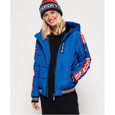 SUPERDRY Superdry Collab Gravity Steppjacke