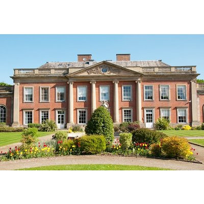 Grand Afternoon Tea with Champagne for Two at Colwick Hall Hotel