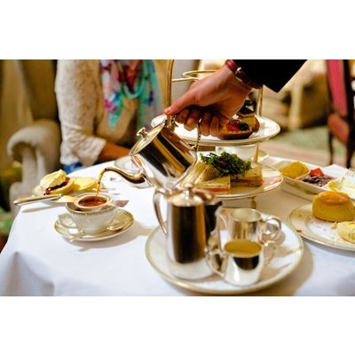 Champagne Afternoon Tea for Two at The Grand Hotel