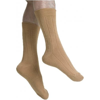 Men`s Soft Top Bed Socks