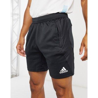 adidas – 4KRFT Primeblue – Shorts in Schwarz