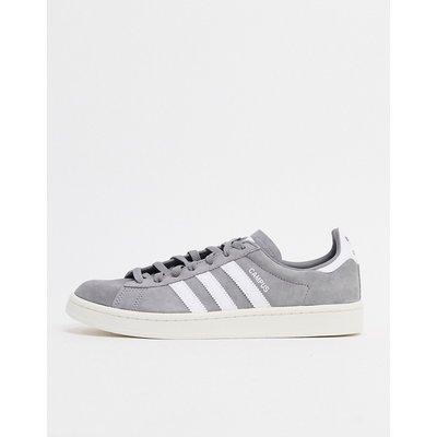 adidas Originals – Campus – Sneaker in Grau & Weiß