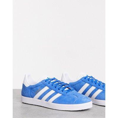adidas Originals – Gazelle – Sneaker in Blau & Weiß