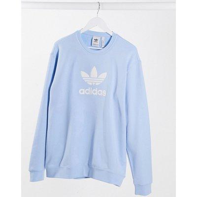 adidas Originals – Hochwertiges Sweatshirt in Himmelblau