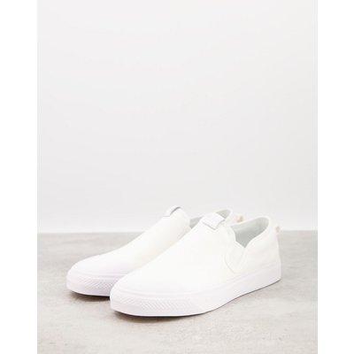 adidas Originals – Nizza – Sneaker zum Hineinschlüpfen in Weiß | ADIDAS SALE