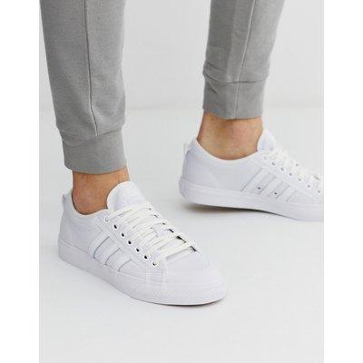 adidas Originals – Nizza – Unisex-Sneaker-Weiß