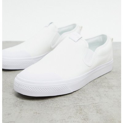 adidas Originals – Nizzer – Sneaker zum Hineinschlüpfen inWeiß