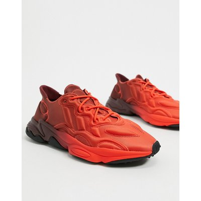 adidas Originals – Ozweego – Sneaker in Rot