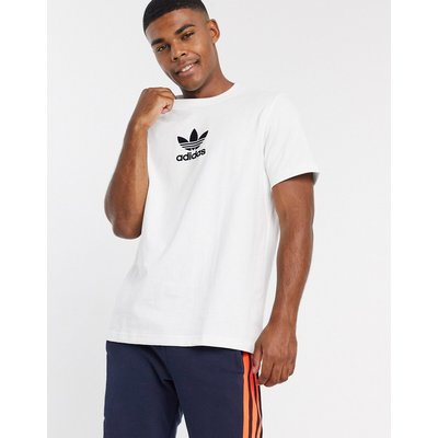 adidas Originals – Premium – T-Shirt in Weiß