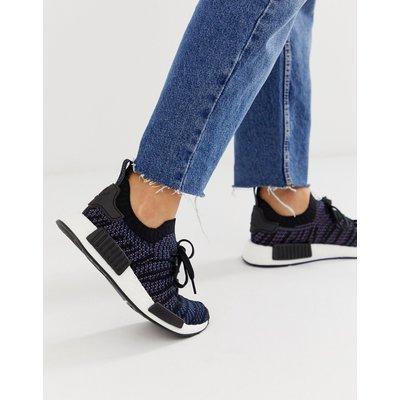 adidas Originals – R1 NMD – Sneaker-Schwarz