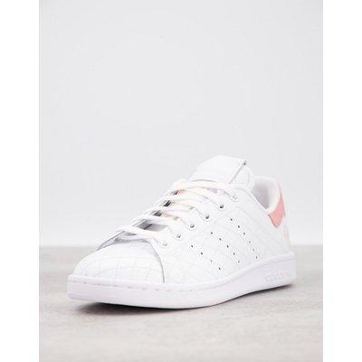 adidas Originals – Stan Smith – Sneaker in Weiß und Rosa | ADIDAS SALE