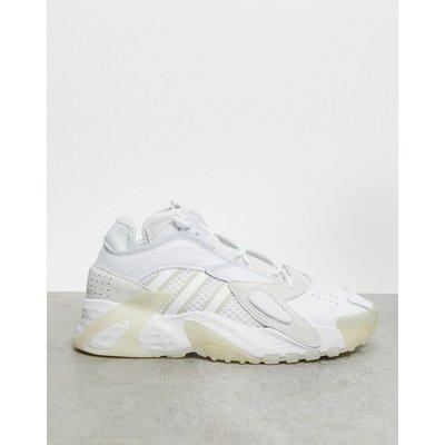 adidas Originals –Streeball – Sneaker in Weiß und Alumina